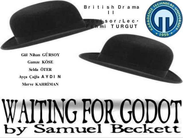 analysis of samuel beckett s waiting for Amazoncom: samuel beckett waiting for godot waiting for godot by samuel beckett (book analysis): detailed summary, analysis and reading guide dec 21, 2015.