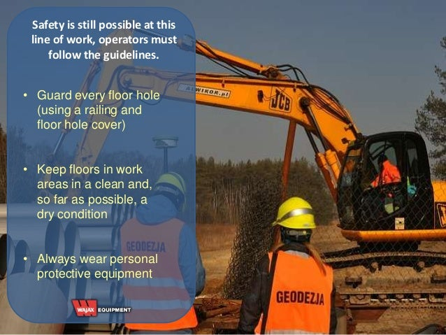 occupational hazards and safety tips of construction industry