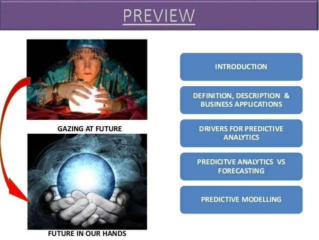 What is Predictive Analytics? Definition and Models – NGDATA