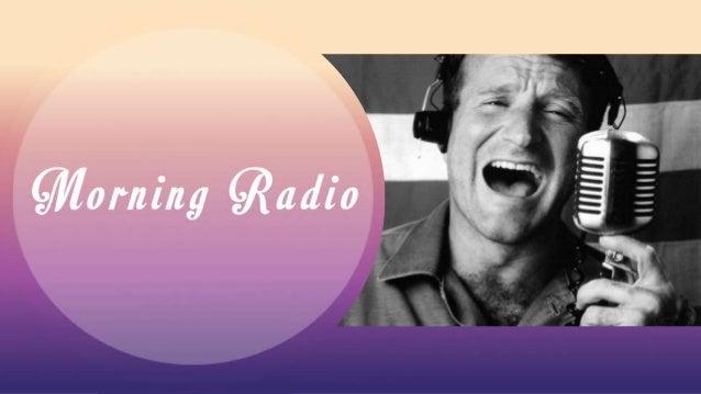 Morning Radio