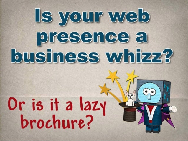Power-up aBusiness Whizz      Using the web to create      real business success        requires more than    simply creat...