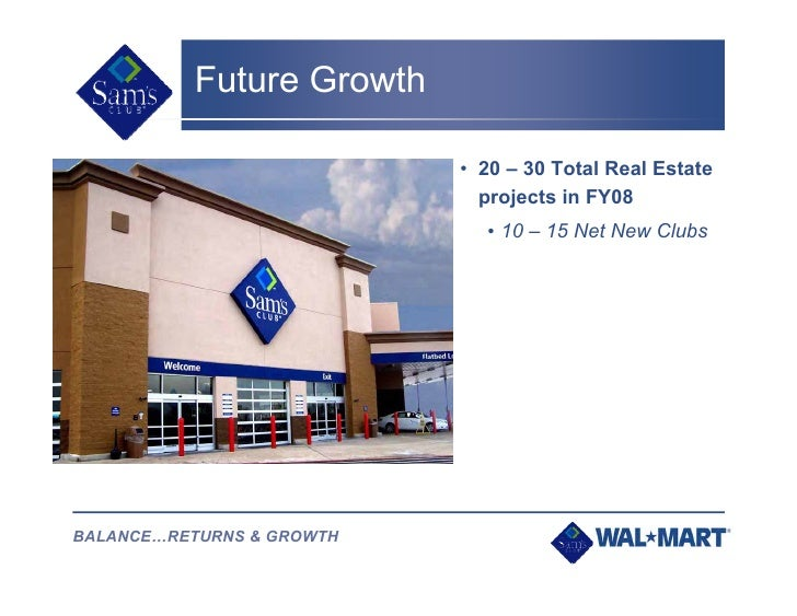 Wal mart learning and growth perspective