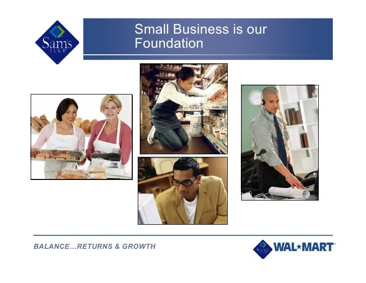 an overview of the foundation and business operations of wal mart 1979: the walmart foundation is established  fiscal 2012 review and key  strategies  sourcing, business processes and shared services.