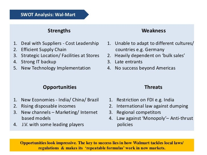 walmart supply chain case study analysis