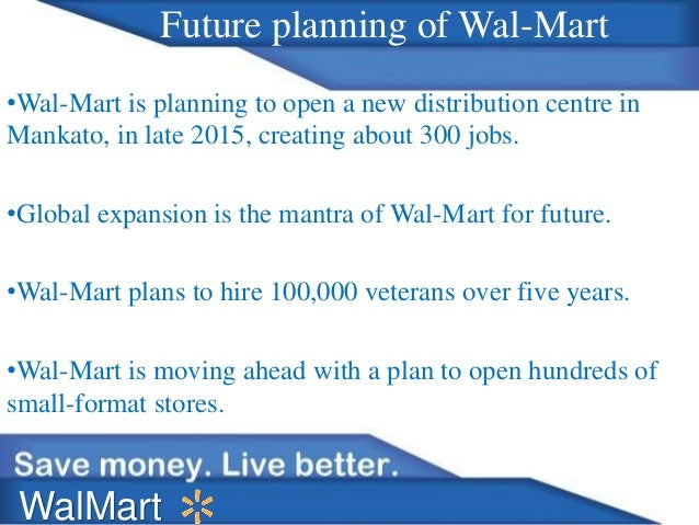 Wal-Mart Planning And Control
