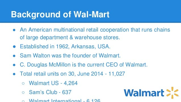 "rfid case study wal-mart Opinions expressed by forbes contributors are their own a macy's case study ""wal-mart kicks off the rfid revolution."