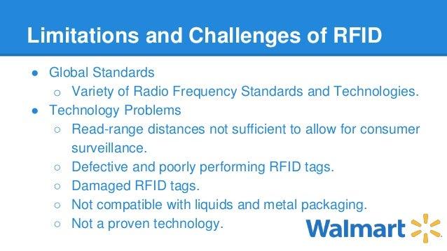 Walmart And Rfid