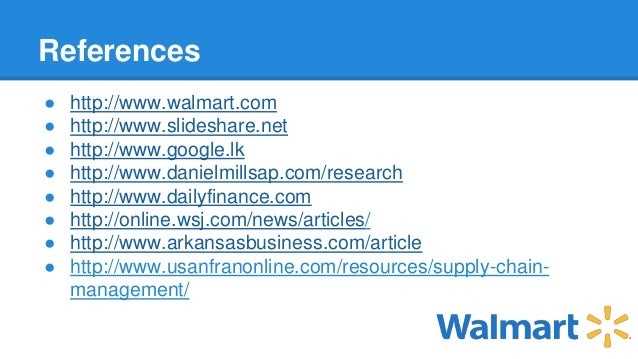 case review involving wal mart stores