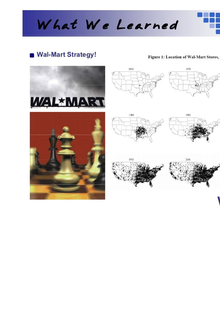 Case Study on WalMart in Japan (pdf), Expansion, Entry ...