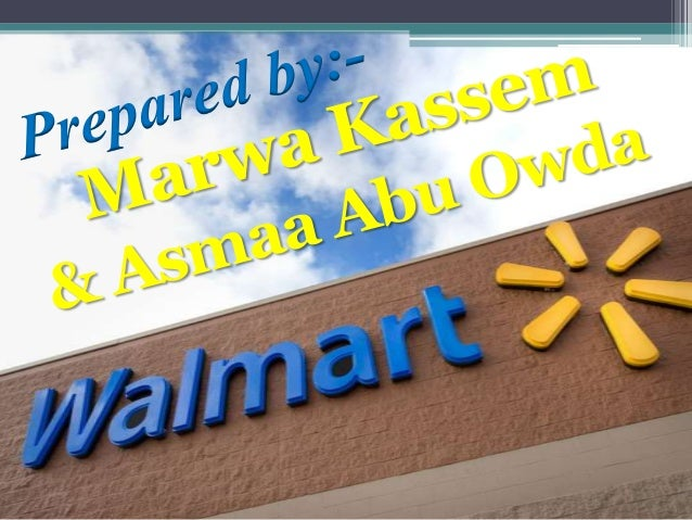 case study on wal mart's discount An empirical analysis of the discount retailing industry  were  important for wal-mart, but less so for kmart, and the magnitude did not grow   and in many cases they invest considerably in the infrastructure construction.