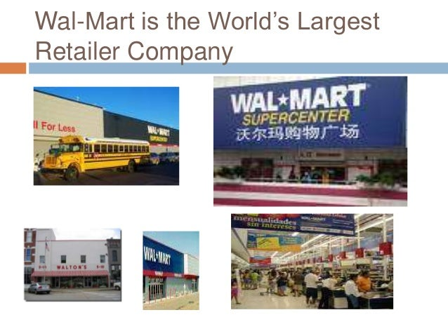 wal marts supply chain Walmart supply chain technology is some of the best in the world walmart became an outstanding supply chain company by investing in technology.