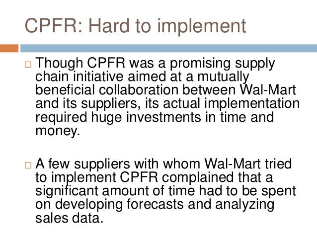 walt mart supply chain 2 are they involved in strategic alliances with major trading partners - how do they build up their relationship with suppliers - how is suppliers' bargaining power 360 intro 300 1 describe and critically analyse the supply chain management practices employed by both of these companies.