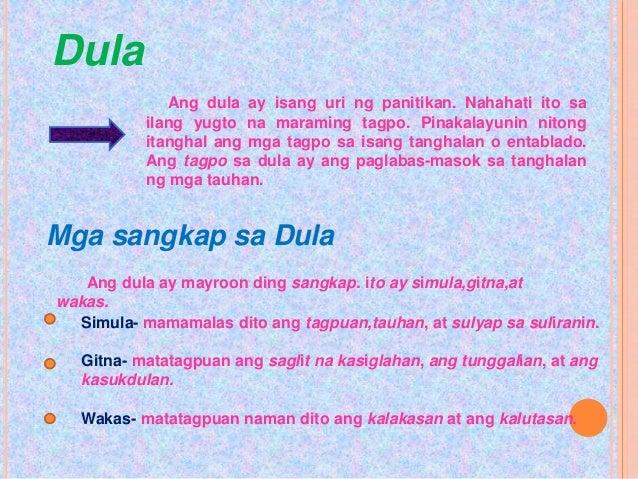 ano ang mga tagpuan sa kuwentong walang sugat ni severino reyes Buod ng mga eksena sa sarsuwelang 'walang sugat' ni severino reyes.