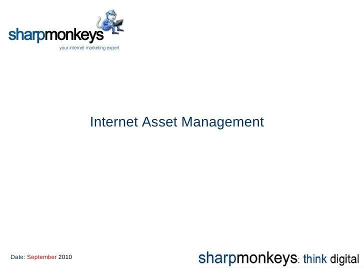 Internet Asset Management