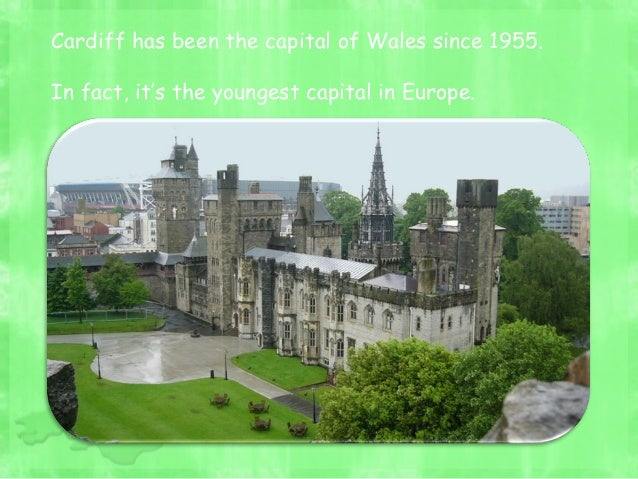 Wales for ever