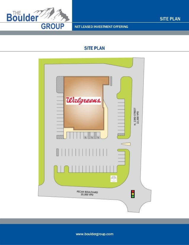 Single Tenant Net Lease Walgreens For Sale