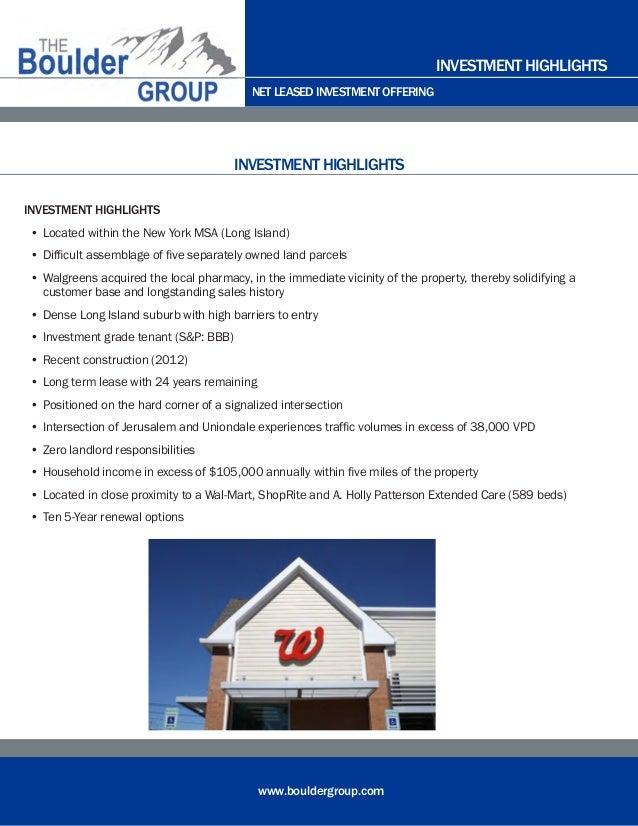 Walgreens stock options