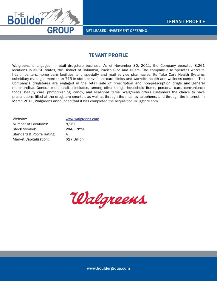 Net Lease Walgreens Miami