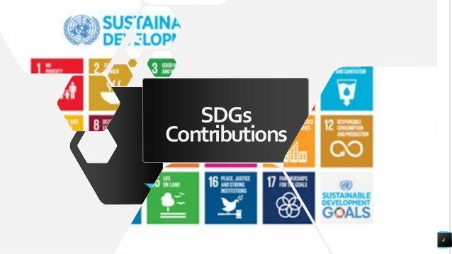 SDGs Contributions 4
