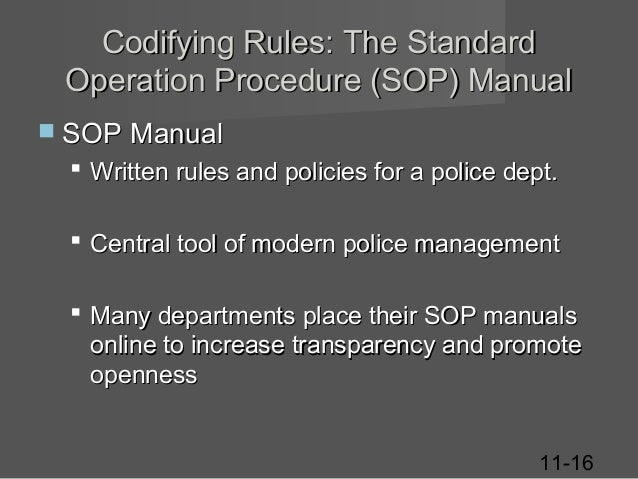 calea standards for law enforcement agencies manual