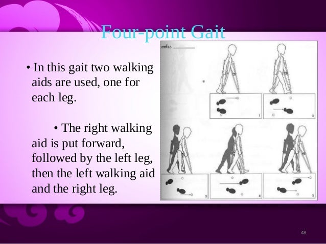 Walking aids and orthotics