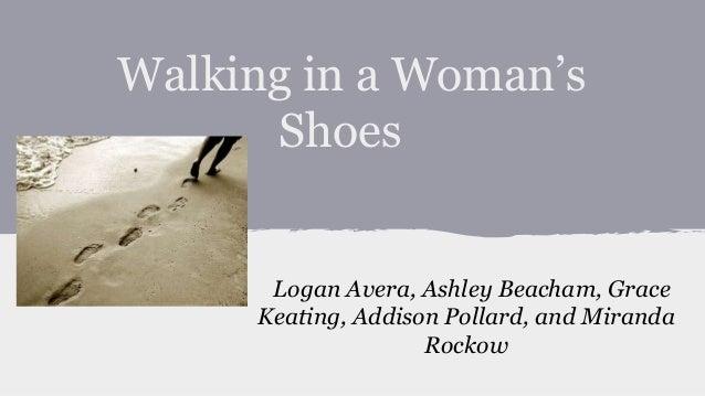 Walking in a Woman's Shoes  Logan Avera, Ashley Beacham, Grace Keating, Addison Pollard, and Miranda Rockow