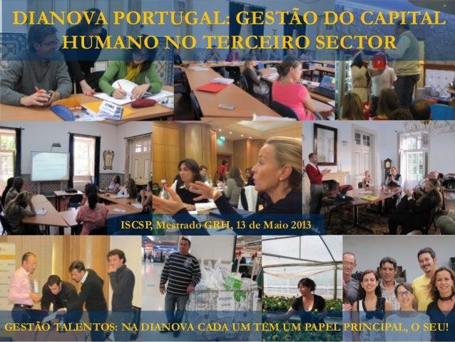 Compromisso| Solidariedade| Tolerância| Internacionalidade… Inspirando a Mudança! Dianova Portugal©1Compromisso| Solidarie...