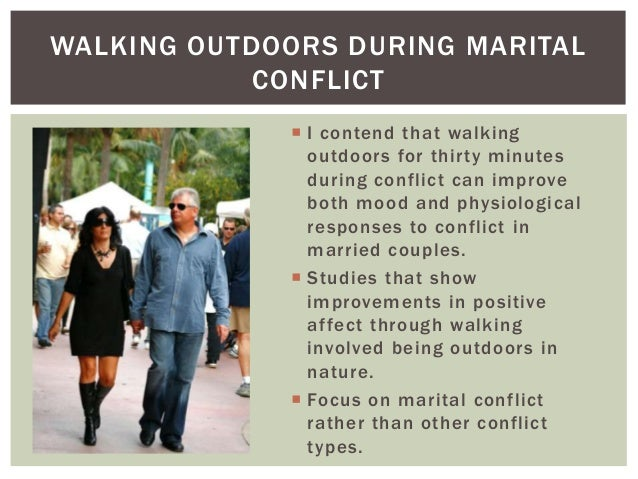effects of unresolved conflict on marital This study examines main effect and interactive models of the relations between marital conflict, divorce, and parent-adult child relationships, and gender differences in these relations data were drawn from a longitudinal study of a community sample (n = 585) parental marital conflict and divorce.