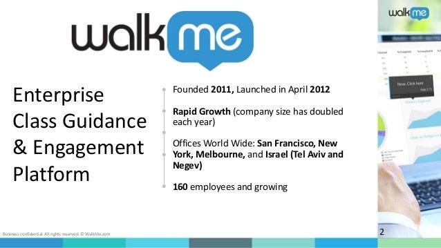 walkme the salesforce success story