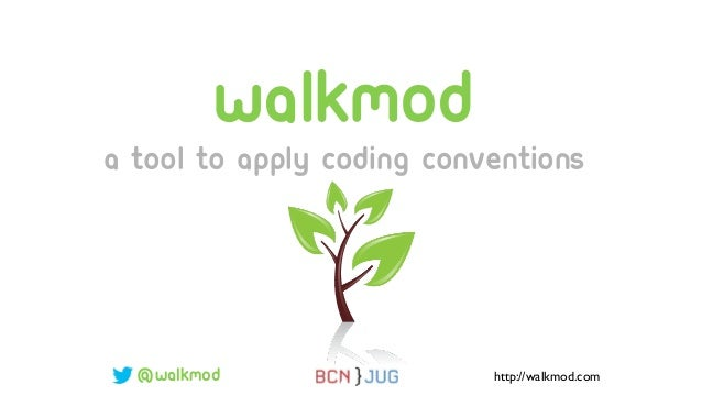 walkmod a tool to apply coding conventions  @walkmod  http://walkmod.com