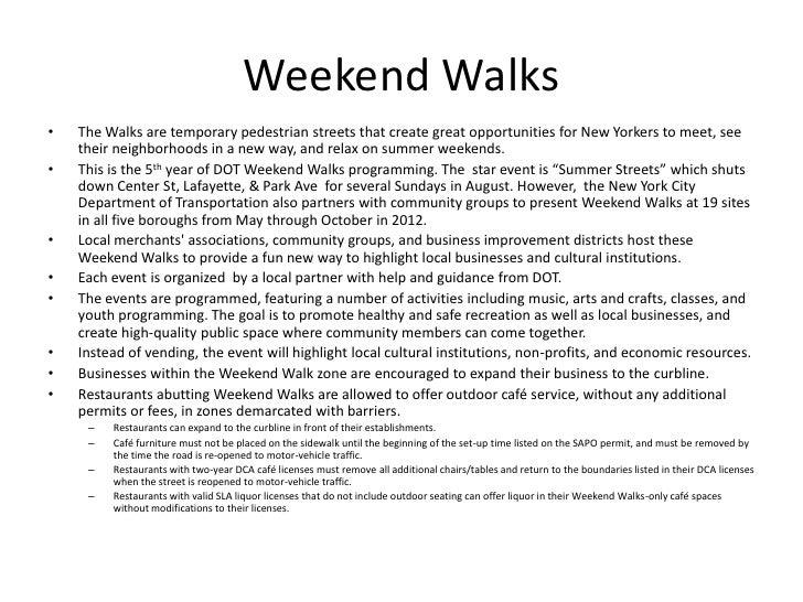 Walks 2012 presentation Slide 2