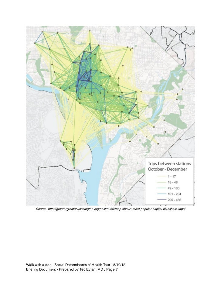 Source: http://greatergreaterwashington.org/post/8959/map-shows-most-popular-capital-bikeshare-trips/Walk with a doc - Soc...