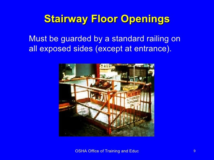 Floor openings osha definition carpet review for Work floor meaning