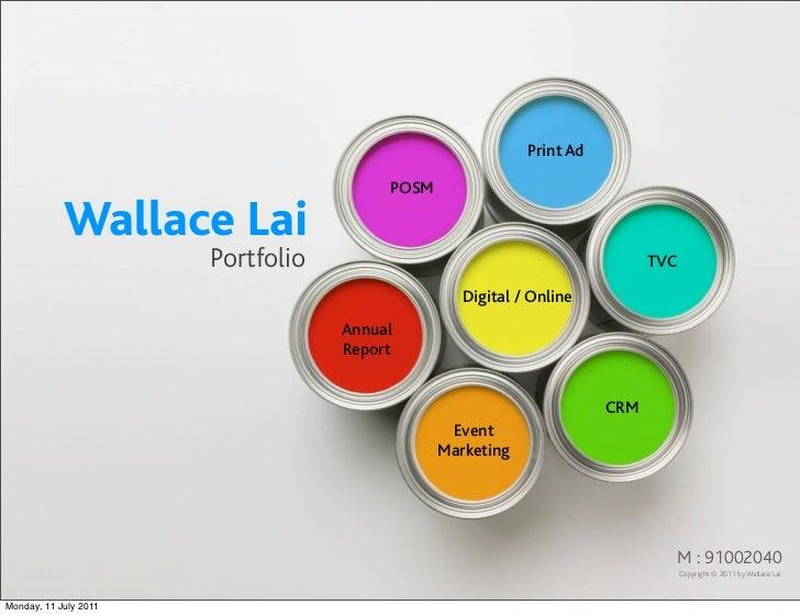 Print Ad                                        POSM            Wallace Lai                       Portfolio               ...