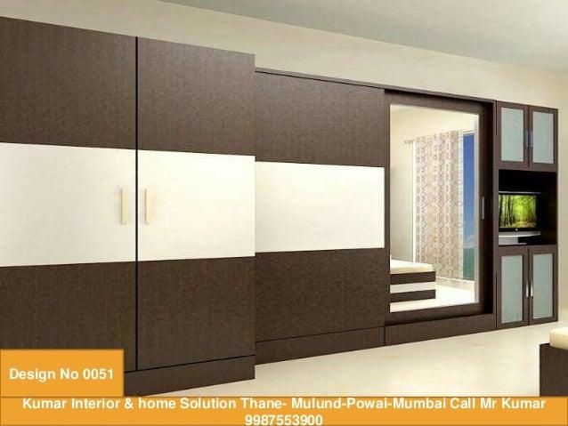 wardrobe designs for small bedroom call kumar interior 9987553900