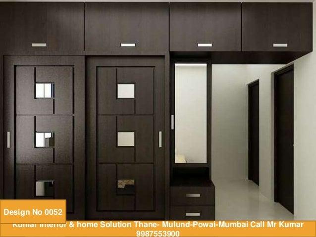 & wardrobe designs for small bedroom call kumar interior 9987553900