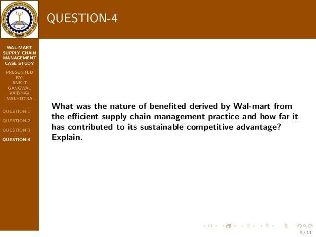 Walmart SWOT Analysis & Recommendations
