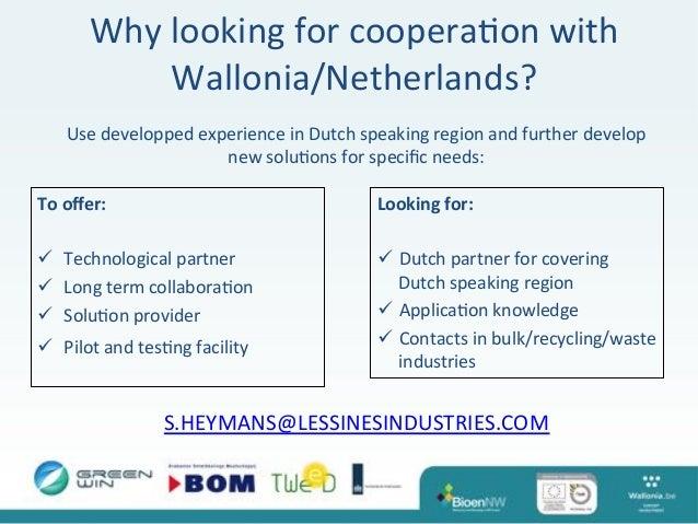 Netherlands Matchmaking Facility