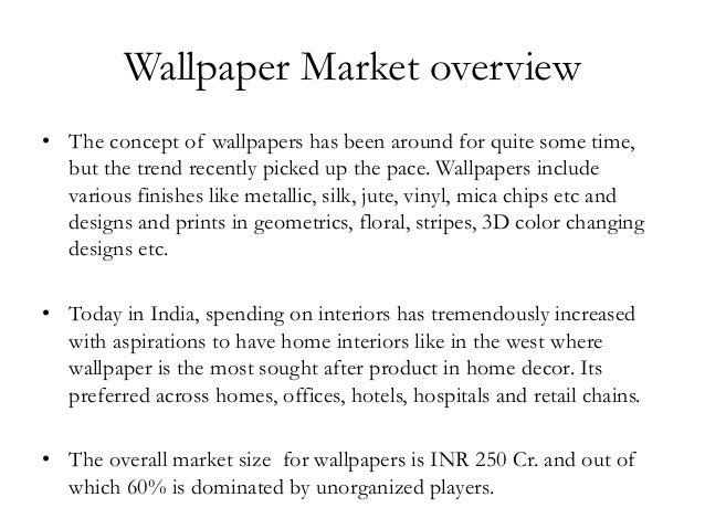 Wallpaper Market ...