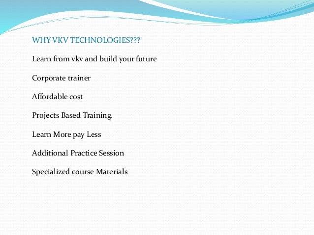 Courses We Offers... Oracle Sap Java Dot Net Informatica Big Data Hadoop