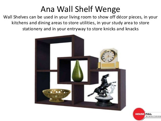 5 Wall Shelves Can Be Used In Your Living Room