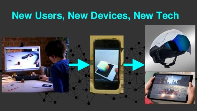 New Users, New Devices, New Tech