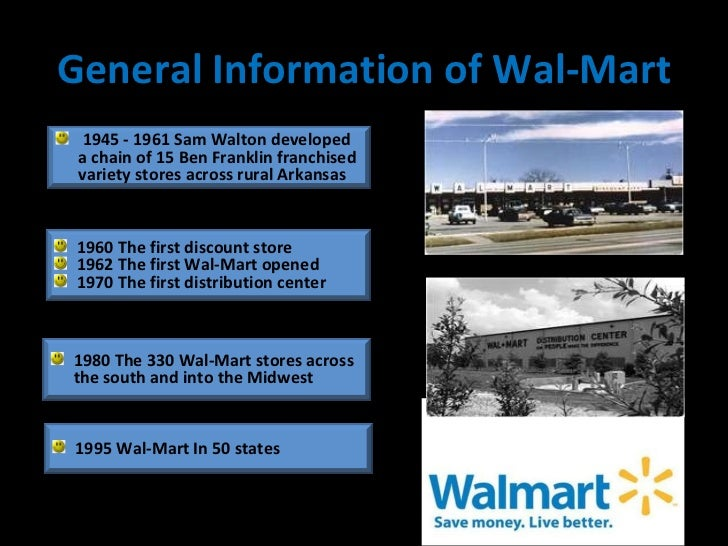 foundation of the first wal mart in 1962 Looking back the first walmart store was opened in 1962 in rogers, arkansas, by the founder sam walton his strategy was to build a foundation of lowest prices.