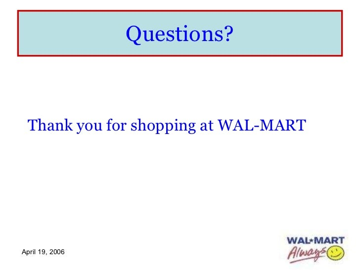 an analysis of the walmart shoping centre in the united states of america Jll retail oscar 2014: service charge analysis for shopping centres cookie policy charlotte, united states of america.
