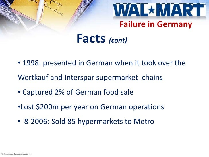 Wal-Mart pulls out of Germany