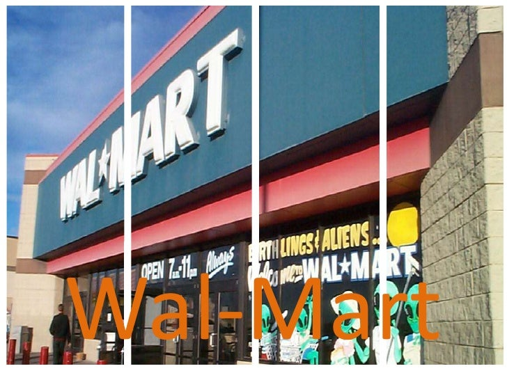 Walmart case study analysis