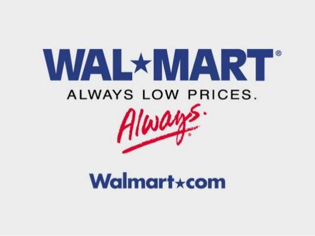 WAL•MART Brief History