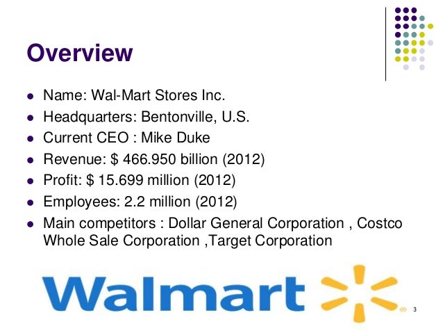 the wal mart essay Wal-mart-whose total annual revenue represent a sum greater than the economies of all but 30 of the world's nations and is growing faster than any of them-is an extremely successful and influential company at the foundation of the company's success, however, is its strategy of minimizing costs.