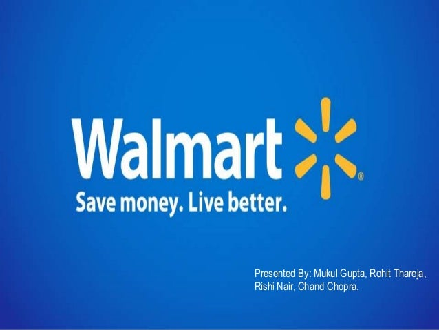 Walmart's Business Strategy for Indian Market