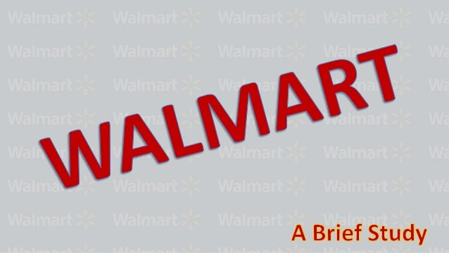 a brief analysis of hrm within wal mart Organisational job analysis: job analysis begins with obtaining pertinent information about a job' this, according to terry is required to know the makeup of a job, its relation to other jobs, and its contribution to performance of the organisation.